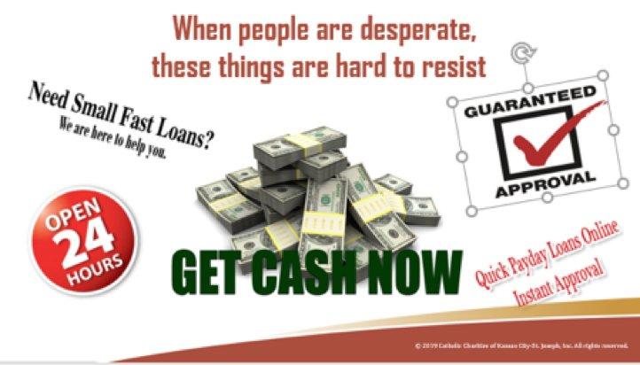get cash now